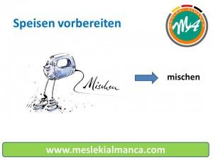 mischen