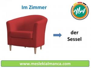 der Sessel