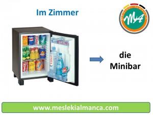 die Minibar