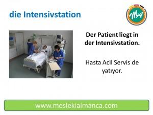 die intensivstation 1