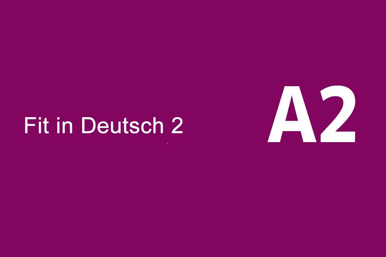 Fit in Deutsch 2 Sınav Bölümleri 73