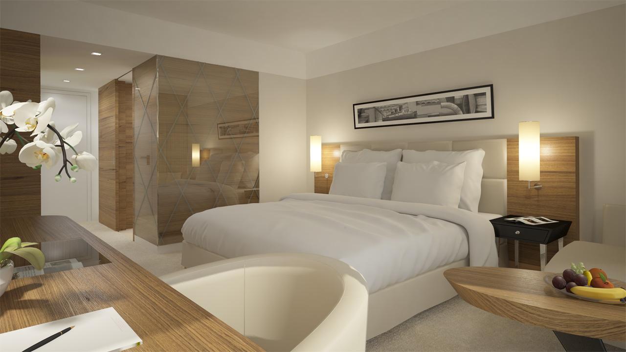 Otel Odasındaki Eşyaların Almancası (Alıştırma) - Im Hotelzimmer 1