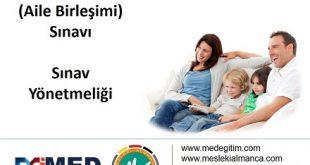 Start Deutsch 1 (Aile Birleşimi Sınavı) Sınav Yönetmeliği 3