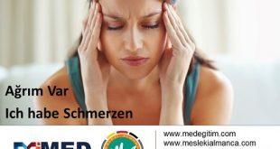 Ağrım Var - Ich habe Schmerzen (Video anlatımı) 10
