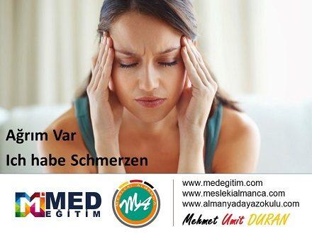Ağrım Var - Ich habe Schmerzen (Video anlatımı) 1