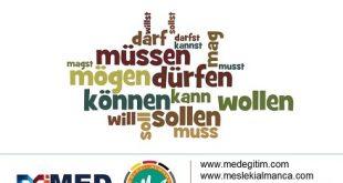 Almanca Tarz Fiiller - Modalverben 2