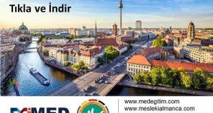 Almanca Ödevler - Ülke Bilgisi 10