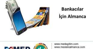 Bankacılar için Almanca Kalıplar 3