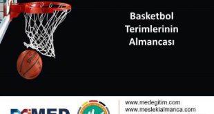 Basketbol Terimlerinin Almancası 1