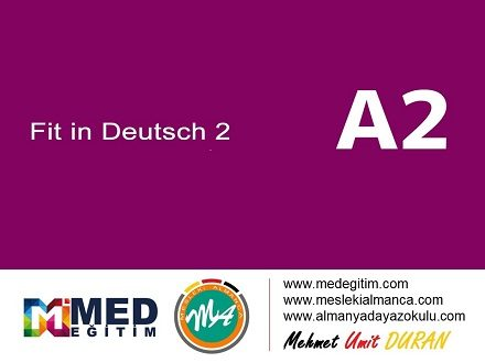 Fit in Deutsch 2 - Sıkça Sorulan Sorular 1