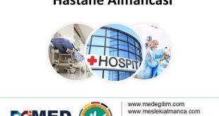 Hastane Almancası 1