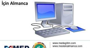 Internet Cafeciler İçin Almanca - Deutsch fürs Internet Cafe 9