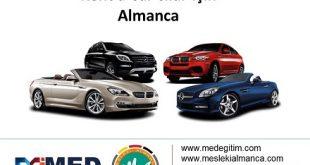 Rent a Car'cılar için Almanca 1