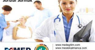 Doktorların Kullandığı Yönergelerin Almanca Karşılıkları 2